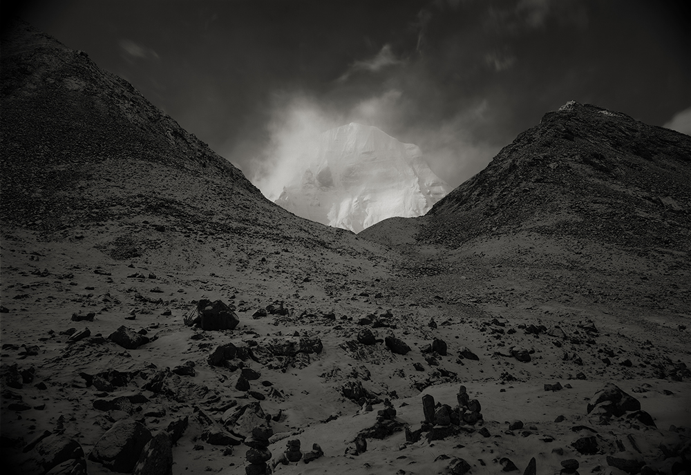 H. 2000 TIB 76 Tibet's Mt. Kailsh