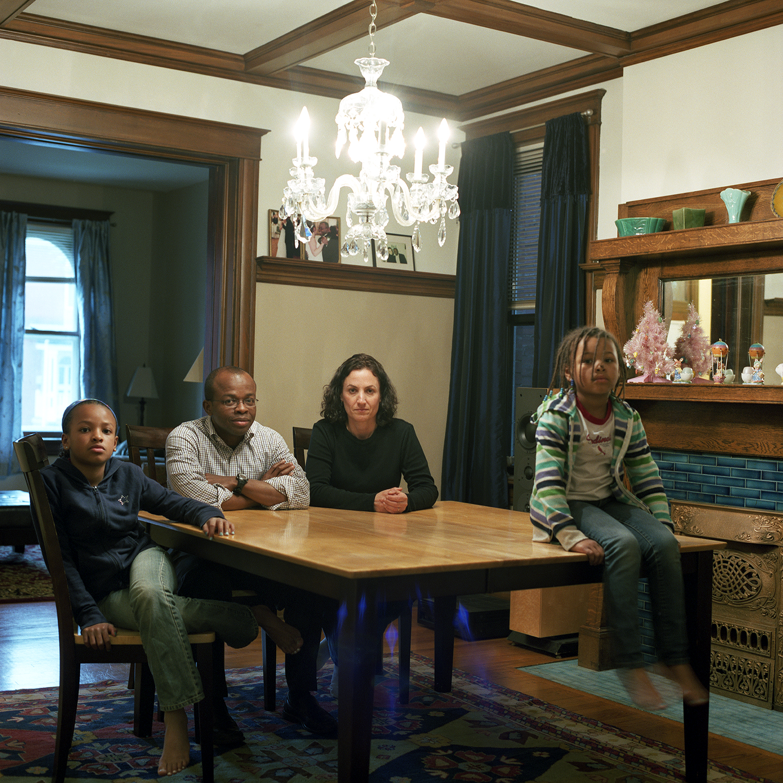 Sarah, Joe, Genivive + Ellie Francois, St.Louis, MO, 2012