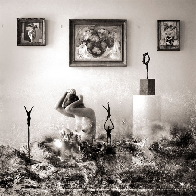 Photographers on Photographers: Lori Vrba and Keith Carter