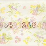 Birthday_Candles_On_Floral_Dish Towel