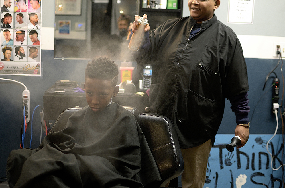 Englewood Barber