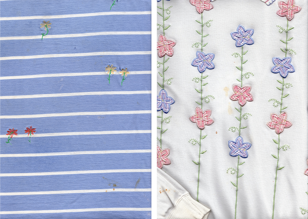 Stained_Shirts_No. 13_No.14