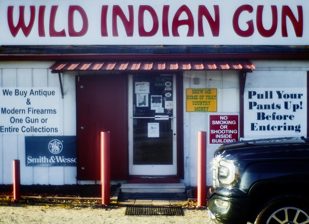 11 - Wild Indian Gun