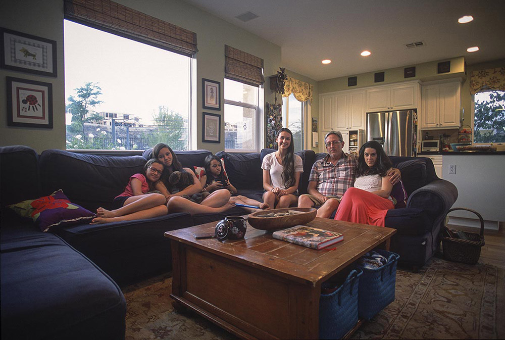 2016 Dunne Family, Santa Clarita CA