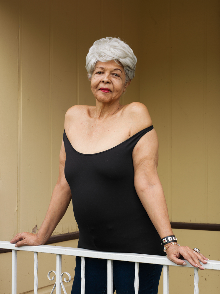 Duchess Milan, 69, Los Angeles, CA, 2017