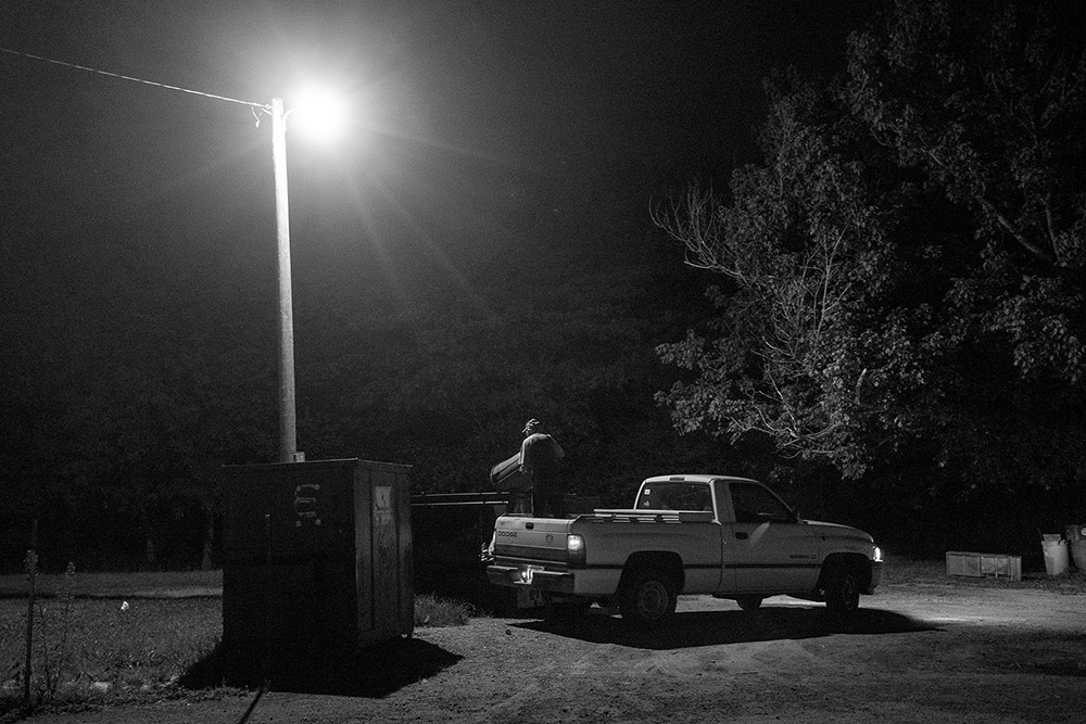 Jared Ragland, from the series GOOD BAD PEOPLE: Methamphetamine Use on Sand Mountain, Marshall County, Alabama jaredragland.com