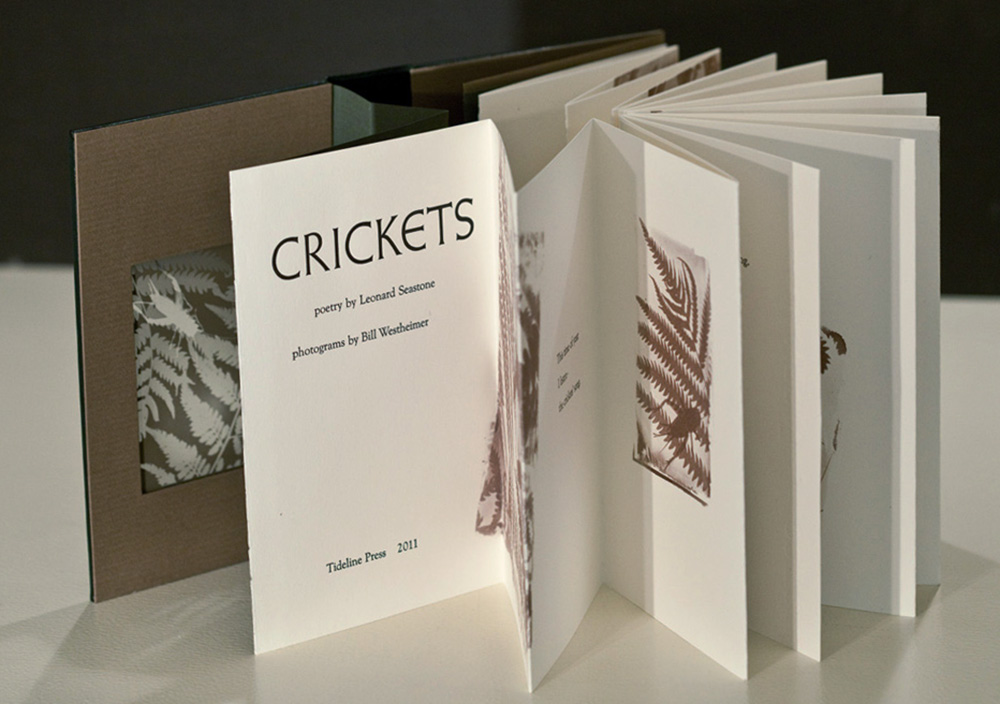 Bill-Westheimer - Crickets book