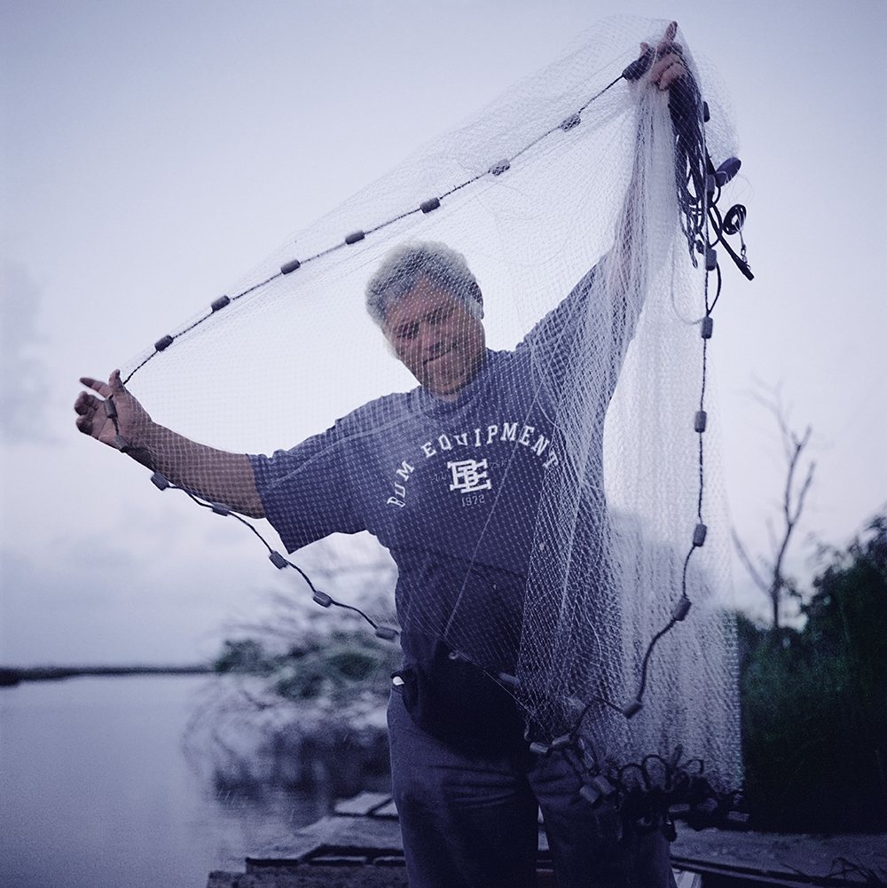 Kael Alford - Fishing Net