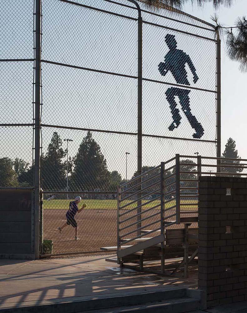 b_Softball Player