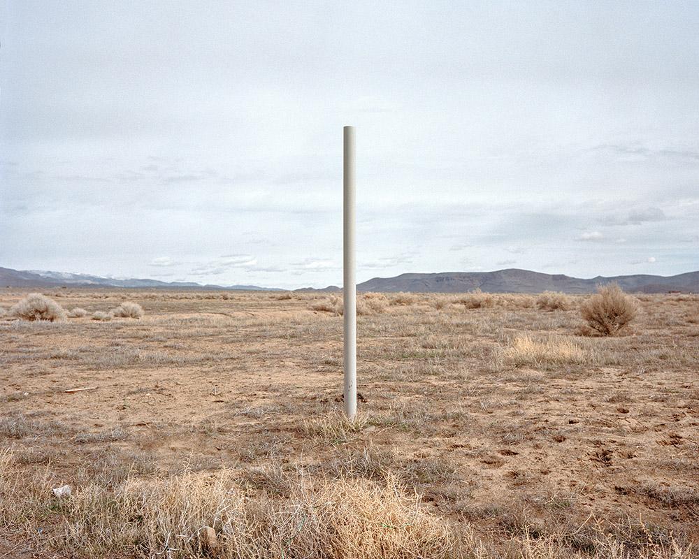 Hwy-50-Nevada_pole