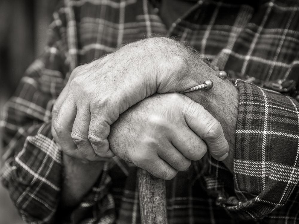 Norm's Hands
