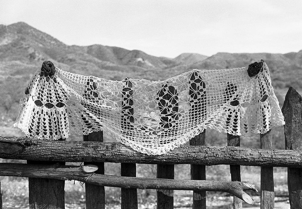 """Handiwork/Manualidades"" Guadalupe de Tayopa, 1989"
