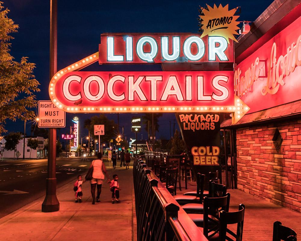 Kris Graves Atomic Liquors