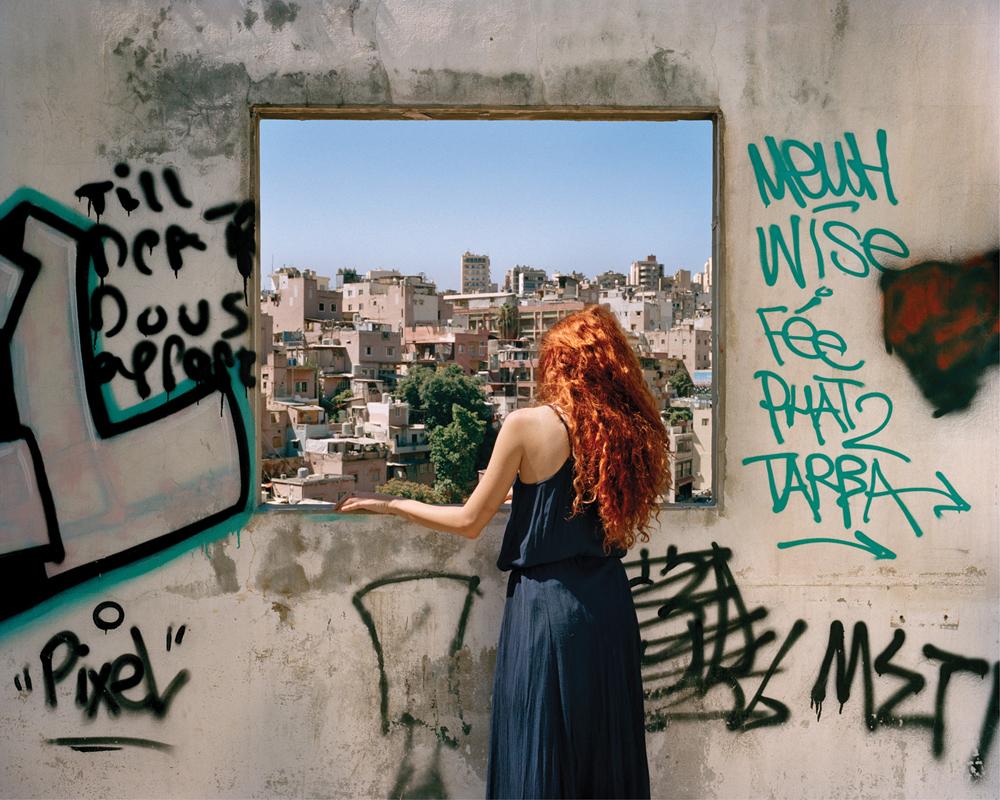 Nour, Beirut Lebanon, 2017
