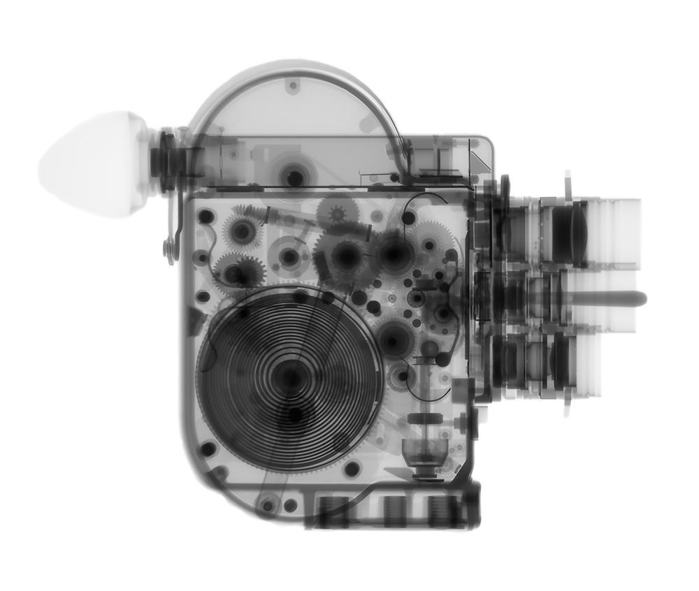 8 Bolex-Paillard H8 Reflex