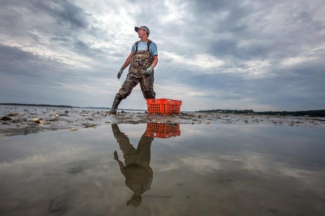 Blue Earth Alliance: Lauren Owens Lambert: The Farmer and the Fisherman