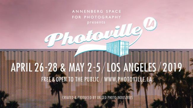 Photoville LA and Contact High at the Anneberg Space for Photography
