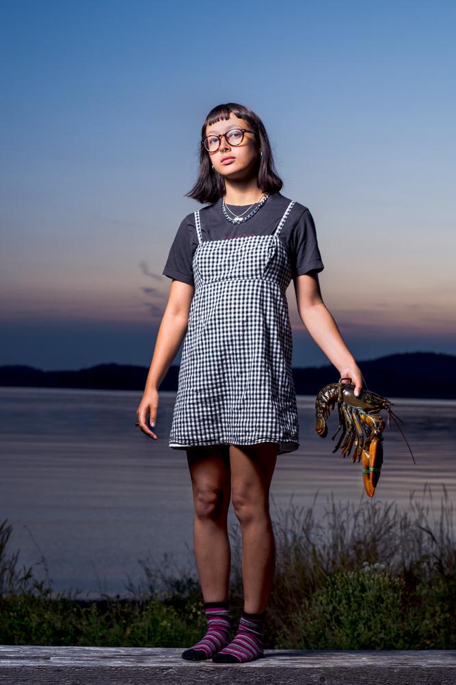 Sina, age 20