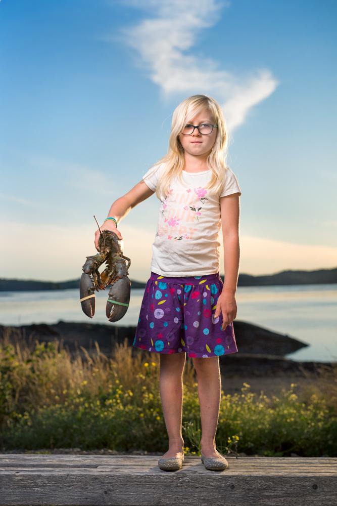 Eleanor, age 8