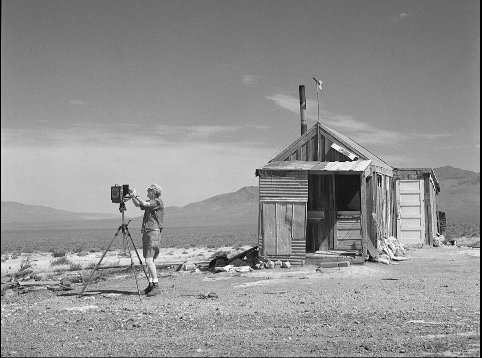 Oliver Gagliani Photographing