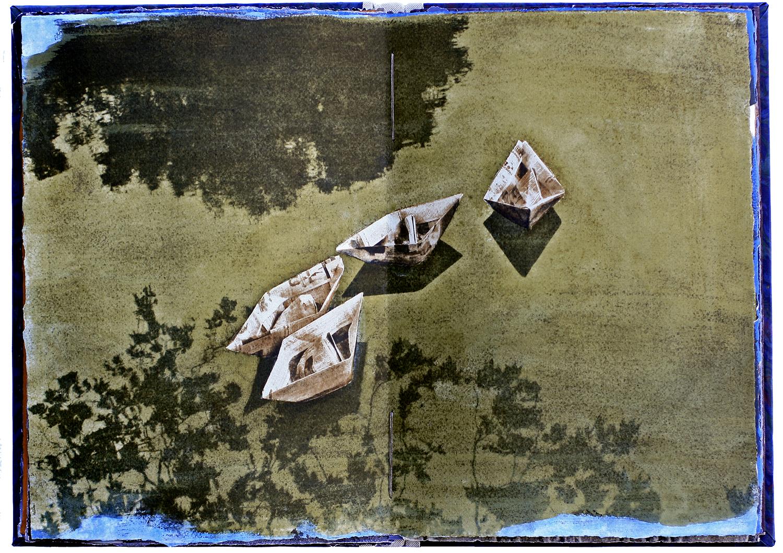 Paper Boats Book