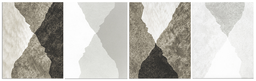 SBD_FourVariations on Two Ridgelines_5x16