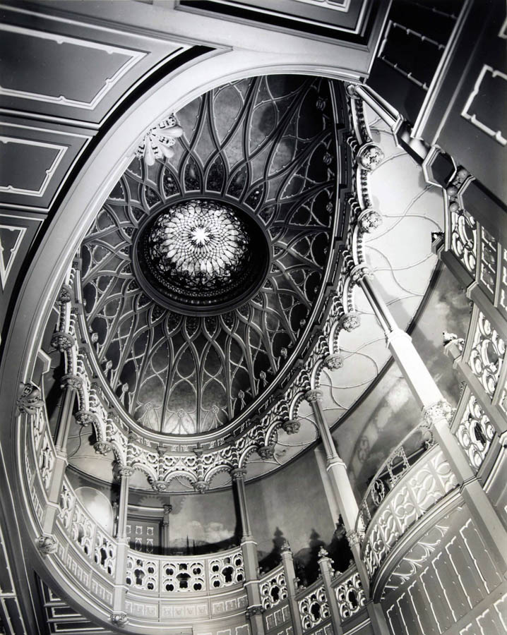 The Improbable Dome ©Clarence John Laughlin