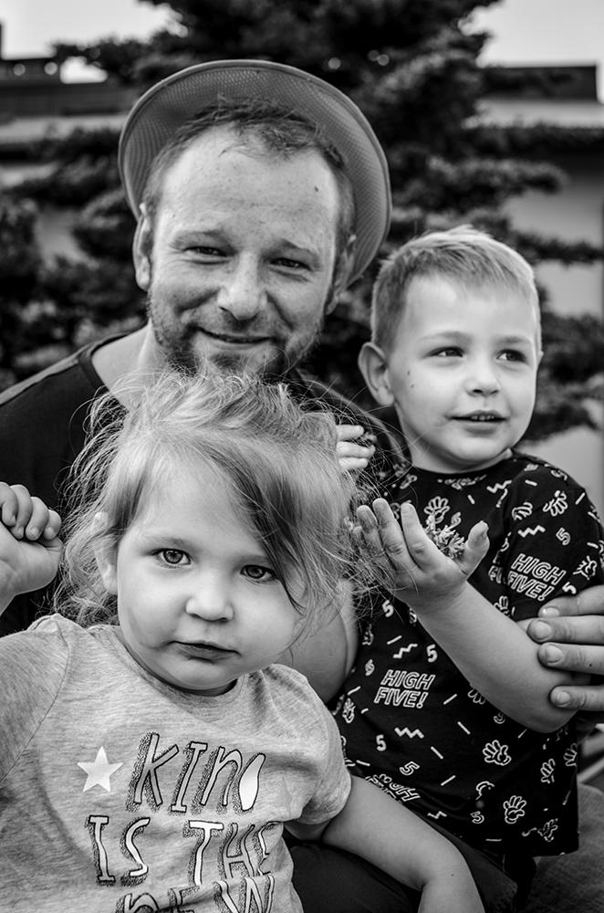 Arkadiusz Kasperczyk_Family