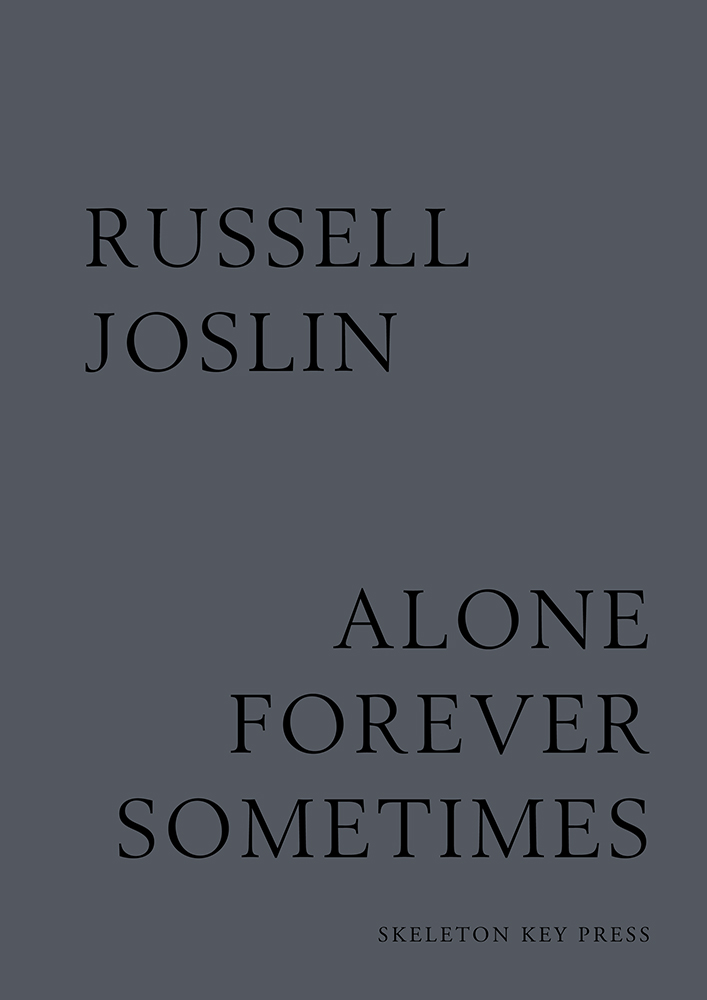 Cover - Alone Forever Sometimes digital cover 1000dpi