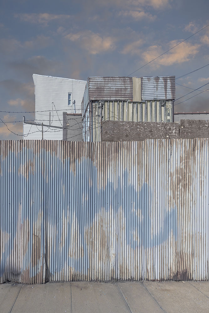 Fence in Greenpoint-Marc Yankus-2017