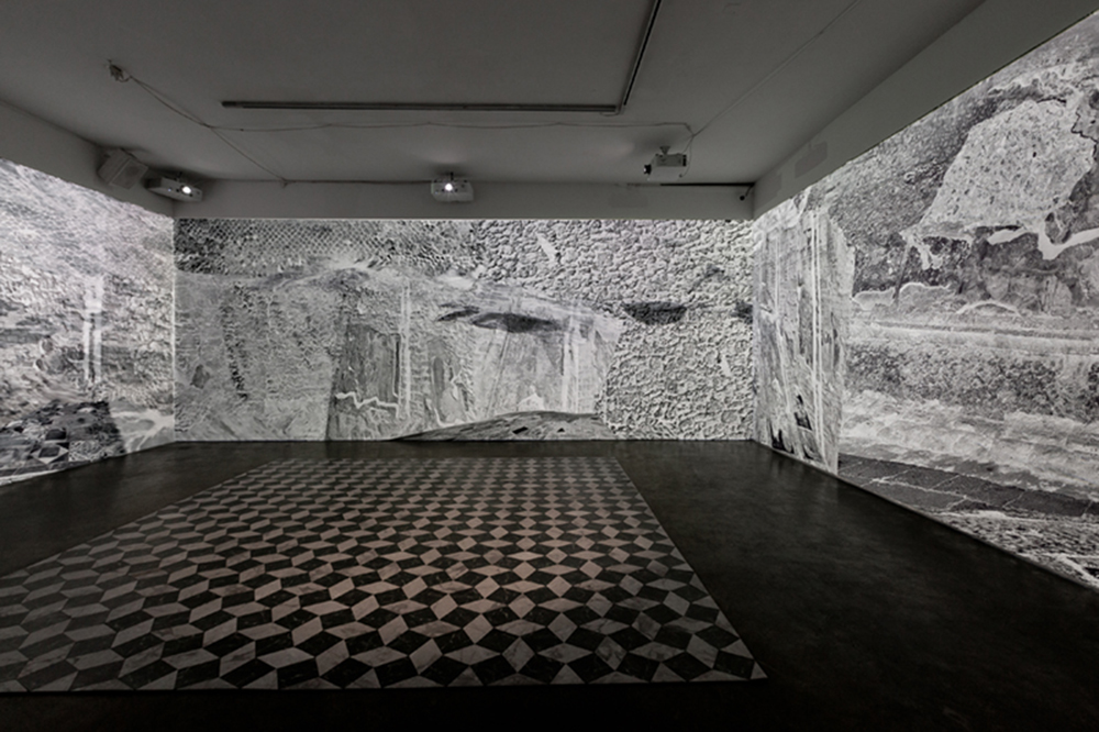 Wave Room, Theresa Ganz at Smack Mellon