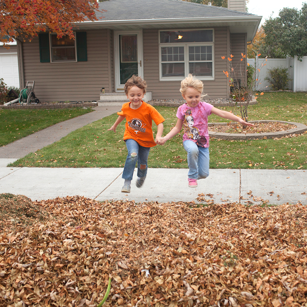 GonsalezSmith_Suzanne_Twins_jumping_in_Leaves