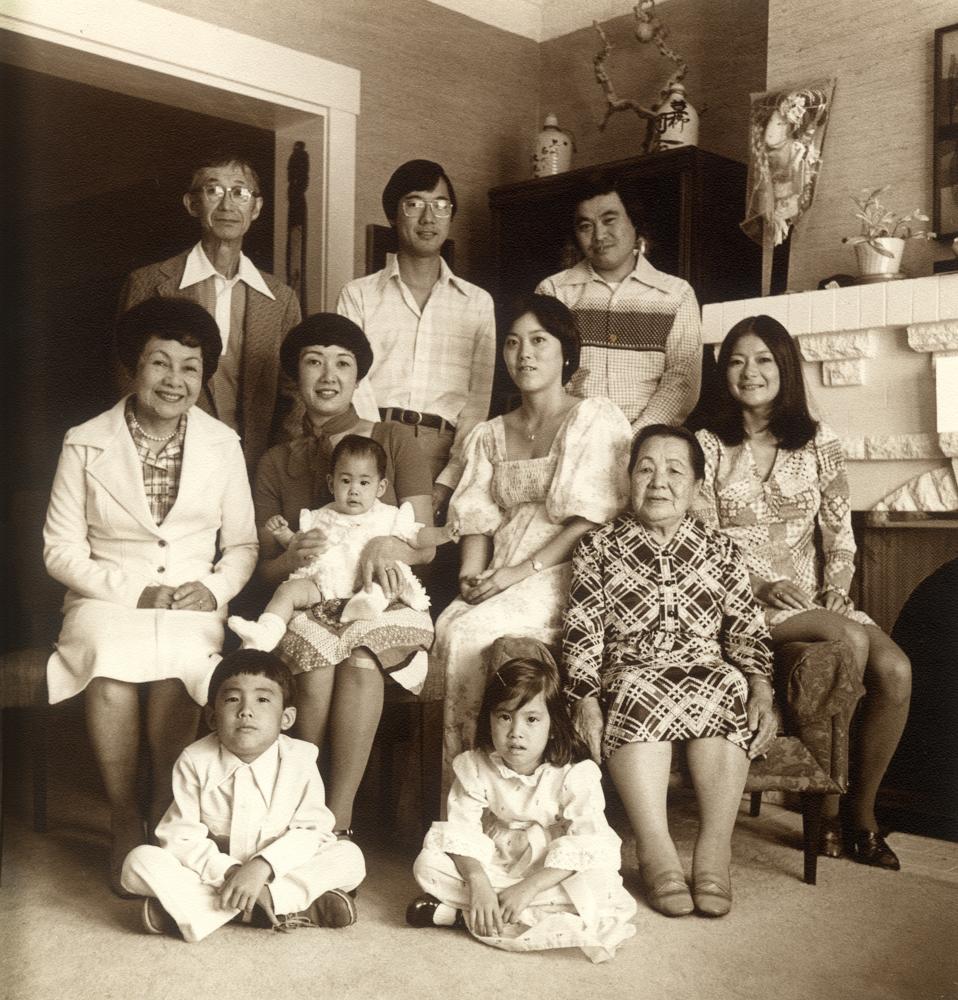 Judi Iranyi Ito Family