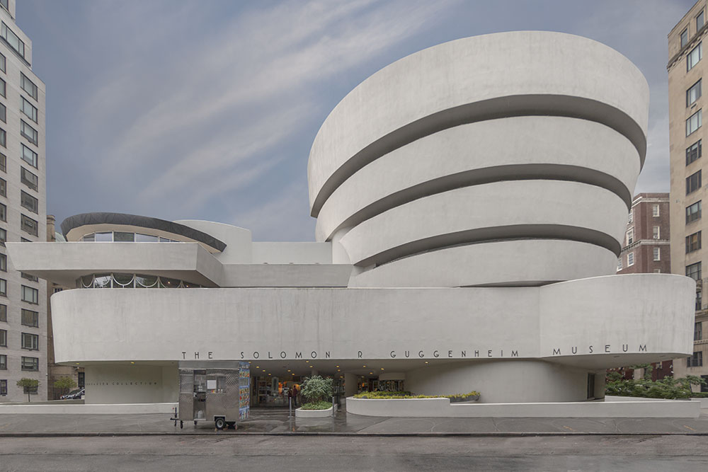 The Solomon R Guggenheim Museum-Marc Yankus-2018
