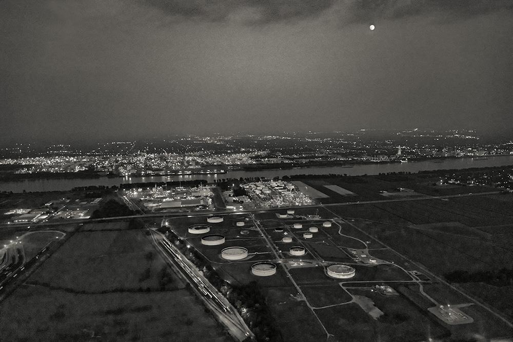 271, ExxonMobil oil refinery, Baton Rouge, LA
