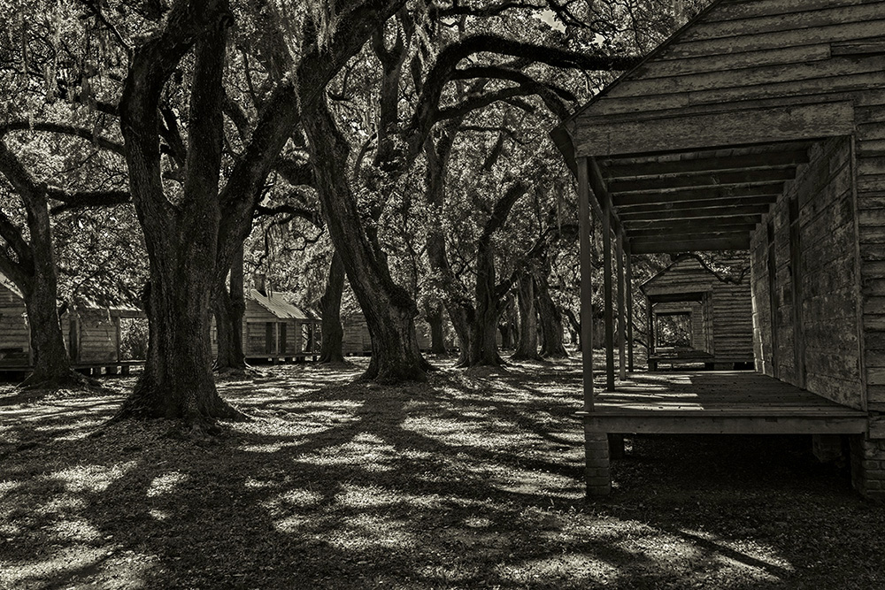 275, Slave Cabins, Evergreen Plantation, Edgard, LA