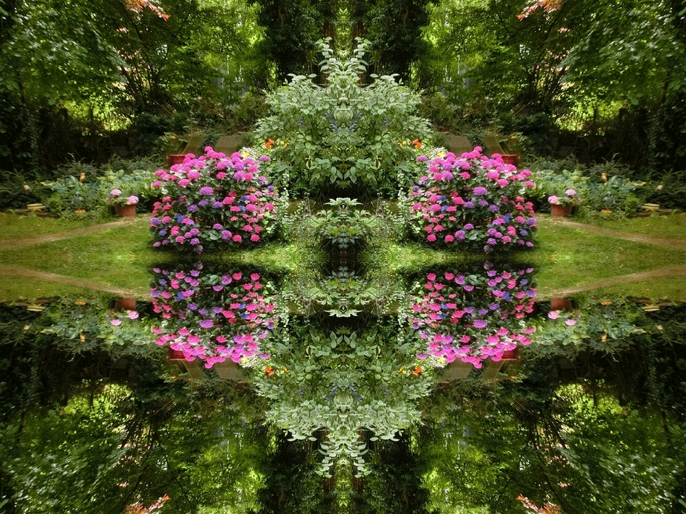 ulrich_osterloh Mirrored Garden 2019