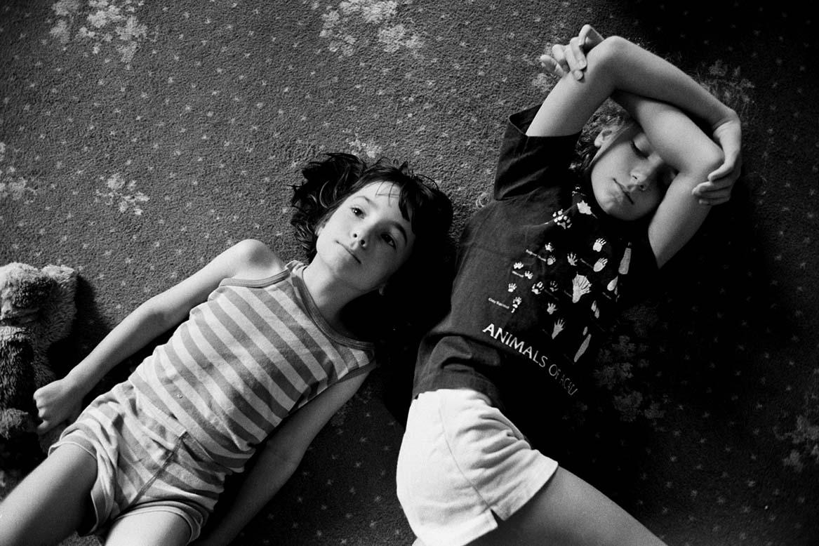 Anna, Laura, rug, Westport 2000