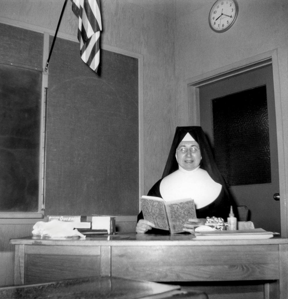 4. Sister Mary St. John