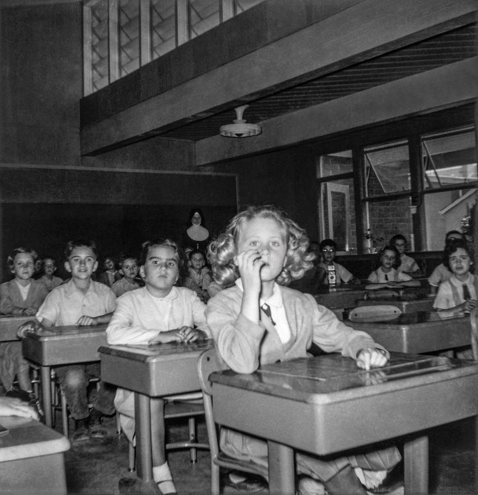 8. Second Grade Class