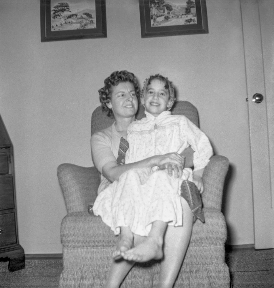 9. Mom & Dorene
