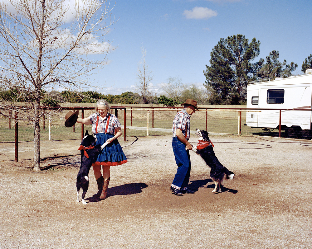 Sandy & Bliss and Jerry & Diva, Queen Creeks, Arizona