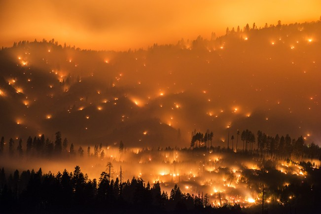 Facing Fire: Art, Wildfire, and the End of Nature in the New West