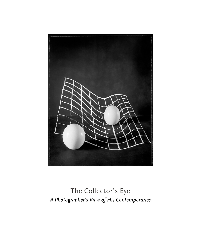 The Collector's Eye_Frazier King_COVER
