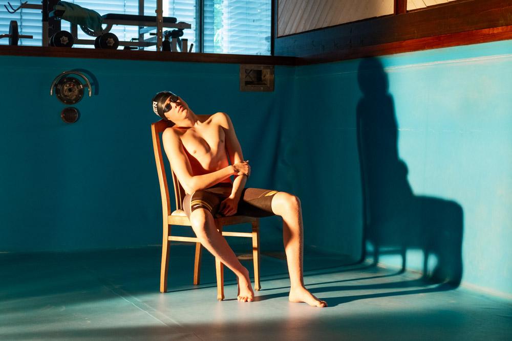 @Mirja Maria Thiel, Ezra- Competing With Himself