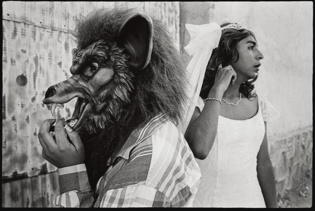 Jenna Mulhall-Brereton_Bride and wolf, San Martin Tilcajete_1