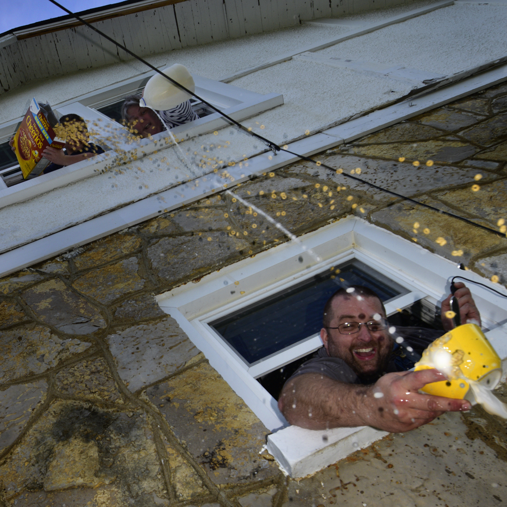 Jonathan Trundle - Submission to self-quarantining