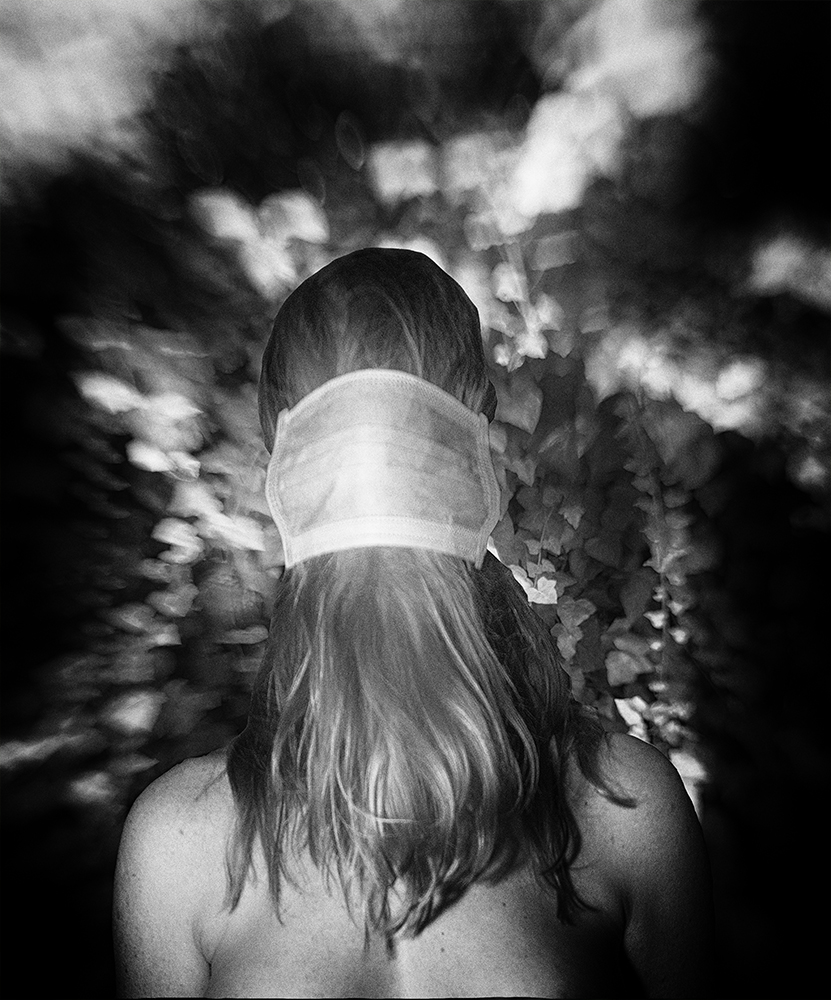 SURGICAL MASK by Lori Pond