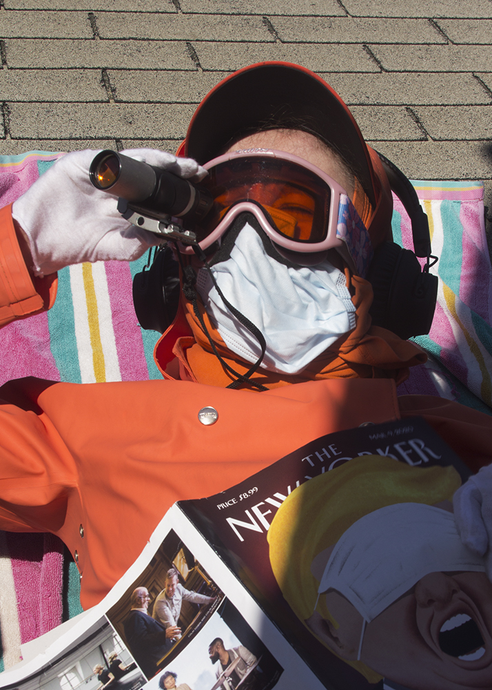 #self-quarantining_Vala Kjarval__Spring Break 2020
