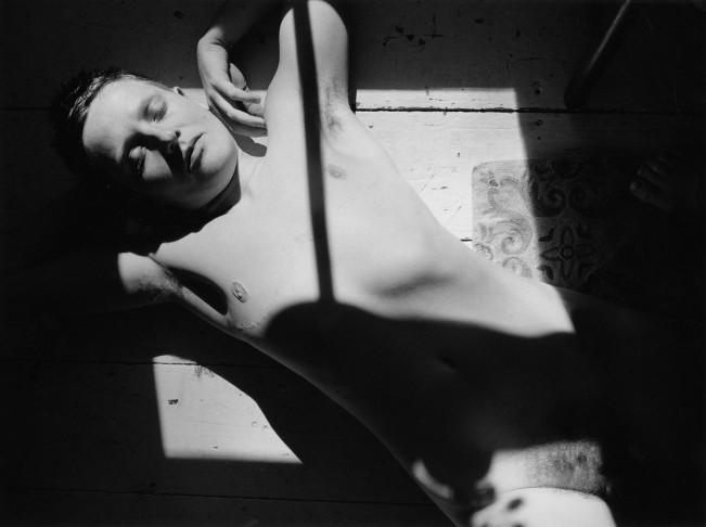 Paula Lycan, As the Shadows Lengthen, 2020